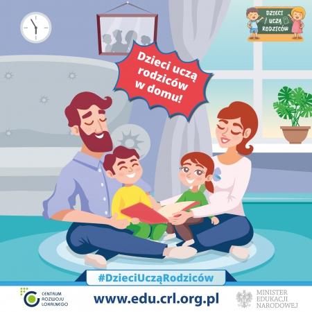 Dzieci Uczą Rodziców