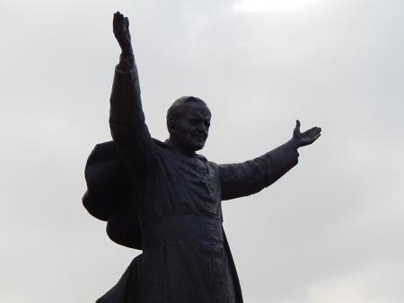 100 rocznica urodzin św. Jana Pawła II - pamiętamy.