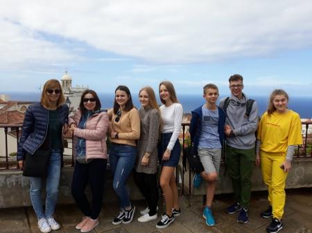 Wizyta w Hiszpanii